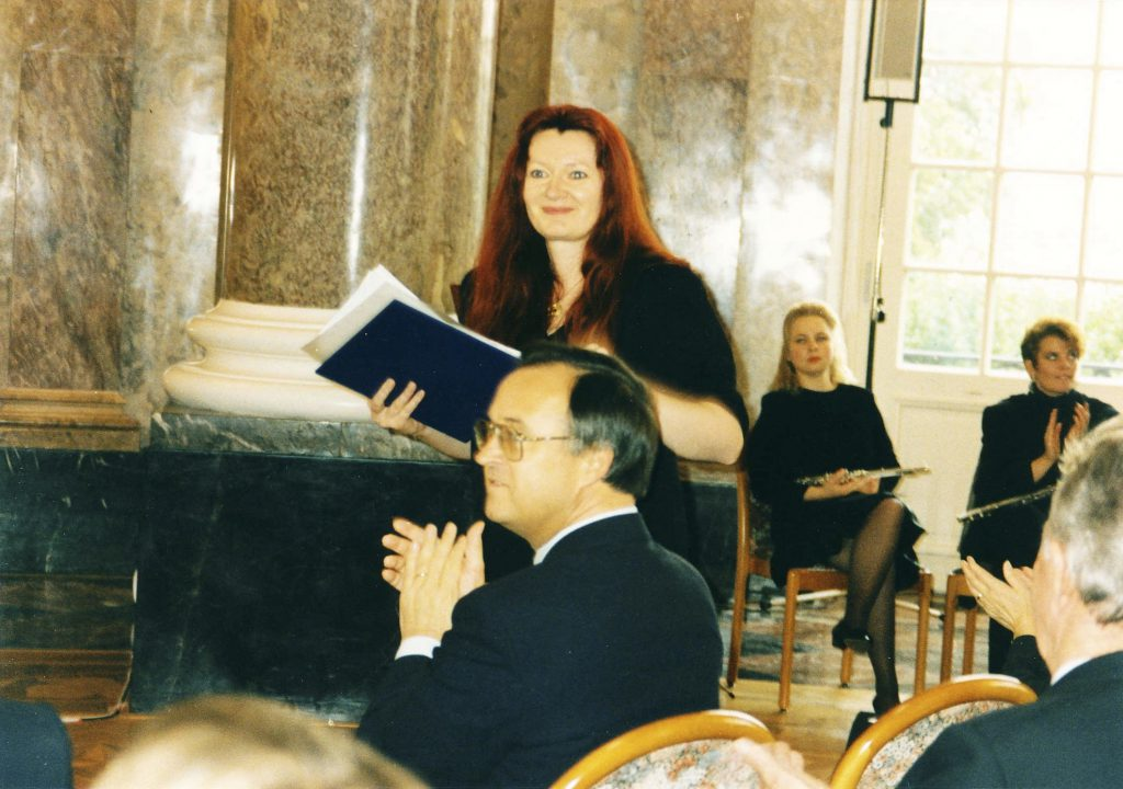 Elisabeth-Selbert-Preis des Landes Hessen 1993