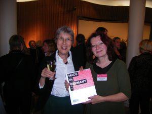 Astrid Springer, Freundin und Trostpreis